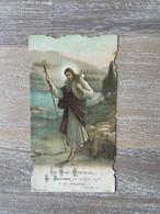 Communion - Maria HUYS - 1923 - Saint Joseph - OSTENDE / Imp. Holvoet - Cazaux - Oostende - Communion