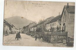 88 Wisembach Vers L'Alsace Animée Attelage - Non Classificati