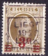 Luik  1928  Nr. 4365C - Roller Precancels 1920-29