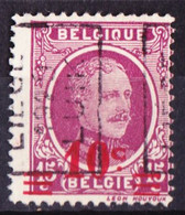 Luik  1929  Nr. 4825A - Roller Precancels 1920-29