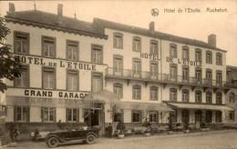 België - Rochefort Hotel De L'Etoile - 1915 - Unclassified