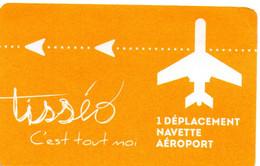 Ticket Bus Toulousse To Airport - Autobus - Europe