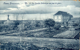 België - Passy Froyennes Le Jardin - 1908 - Unclassified