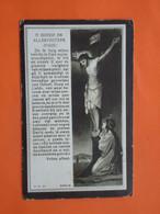 Henri Delbeke - Decloedt Geboren Te Bixschote  1863 Overleden Te Yper 1924  (2scans) - Religion & Esotericism