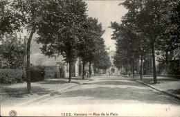 België - Verviers Rue De La Paix - 1911 - Unclassified