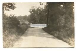 Vicarage Lane - Unidentified - Old British Real Photo Postcard - Da Identificare