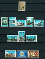Turquía Nº 1777/... Nuevo - Unused Stamps