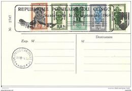 REPUBLIQUE POPULAIRE DU CONGO ..-- Stanleyville 1964 . N° 2747 Sur Tirage De 10898 Exemplaires . - FDC