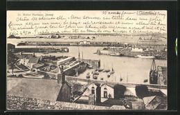 AK St. Hélier /Jersey, View Of The Harbour, Ansicht Vom Hafen - Ohne Zuordnung