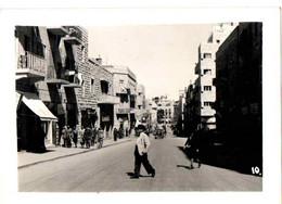 ISRAEL/PALESTINE . 1940 . GAZA . OLD STREET - Lieux