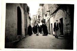ISRAEL/PALESTINE . 1940 . GAZA . MARKET STREET - Lieux