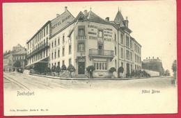 C.P. Rochefort  = Hôtel BIRON - Rochefort