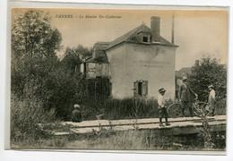 45 PANNES Le Moulin De Ste Catherine Jeune Cycliste Et Enfants Du Village 1920   D05 2019 - Sonstige Gemeinden