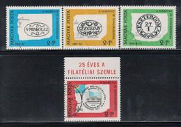 HU 1972 MI 2760-63 USED - Usati