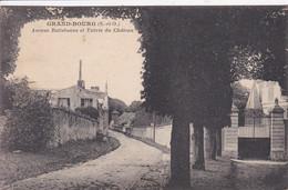 91 RIS ORANGIS GRAND BOURG Avenue Ratisbonne 1931 - Ris Orangis