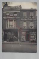 Folkestone - The Harbour Hotel Inn (24 Harbour Street  20 Harbour Street) - Arthur Cavey Tobacconist - Fotokaart - Folkestone
