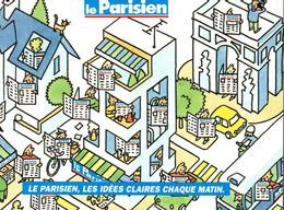 Petit Calendrier Poche 1992 -  LE PARISIEN    Journal - Tamaño Pequeño : 1991-00