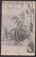 Prix Fixe Guerre 14-18 Illustrateur  Le Fumet Des Colis Correspondance Prisonnier Hammelburg  Robert Bourgeois - Weltkrieg 1914-18