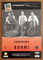 Chapertons Carte Postale - Advertising