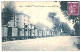 CPA - Carte Postale - France- Antony-Petit Massy Avenue D'Orléans  VM36883xok - Antony