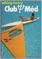 Club Méditerranée - Reisebüro Christe Hanau   Windsurfing - Pubblicitari