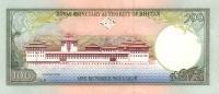 BHUTAN P. 25 100 N 2000 UNC - Bhutan