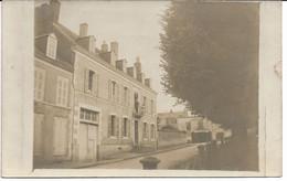 CPA - France - (85) Vendée - La Roche-Sur-Yon - Carte Photo - Maison Quintard Place Gouvion (Place Albert 1er) - La Roche Sur Yon