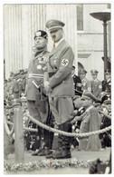 Propaganda  NSDAP - Hitler Und Mussolini - Photo - War 1939-45