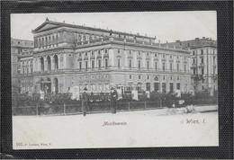 AK 0778  Wien - Musikverein / Verlag Leclerc Um 1900-1910 - Wien Mitte