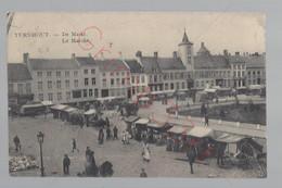 Turnhout - De Markt - Postkaart - Turnhout