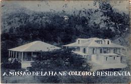 TIMOR PORTUGUÊS - A MISSÃO DE LAHANE ( COLEGIO E RESIDENCIA - East Timor