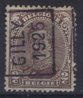 Albert I Nr. 136 Type III Voorafgestempeld Nr. 3428 A  GILLY 1925  ; Staat Zie Scan ! - Roller Precancels 1920-29