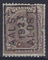 Albert I Nr. 136 Type III Voorafgestempeld Nr. 3026A AALST 1923 ALOST ; Staat Zie Scan ! - Roller Precancels 1920-29
