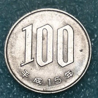Japan 100 Yen, 15 (2003)   -4851 - Japan