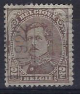 ALBERT I Nr. 136 Type III Voorafstempeling Nr. 2803A ARLON 1922  ; Staat Zie Scan ! - Roller Precancels 1920-29
