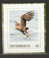 Österreich Personalisierte BM Tiere In Der Au Seeadler ** Postfrisch - Private Stamps