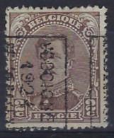 Albert I Nr. 136 Type III Voorafgestempeld Nr. 3237 B   JODOIGNE 1924 GELDENAKEN  ; Staat Zie Scan ! - Roller Precancels 1920-29