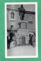 Italia Parma Monumento A Mgaribaldi Photo Foto (formato 7cm X 11,5cm ) - Places