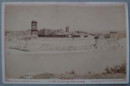 Photo Albuminé Marseille Fort Saint Jean Vers 1870/80 - Anciennes (Av. 1900)