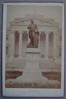 Photo Albuminé Marseille Berryer Palais De Justice Vers 1870/80 - Anciennes (Av. 1900)