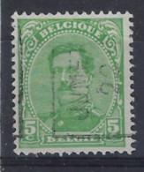 Koning Albert I Nr. 137 Type IV Voorafgestempeld Nr. 2841 A  JUMET 22 ; Staat Zie Scan ! - Roller Precancels 1920-29