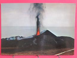 Espagne - Iles Canaries - Isla De La Palma - Volcan De Teneguia - Fuencaliente - Revento El Dia 26-10-1971 - R/verso - La Palma