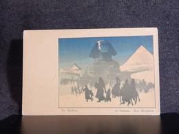 Egypt Le Sphinx Tableau Les Anglais__(12871) - Other
