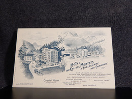 France Chamonix Hotel Col Des Montets__(14421) - Chamonix-Mont-Blanc