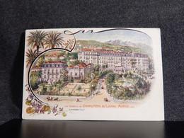 France Menton Grand Hotel Du Louvre__(14410) - Menton