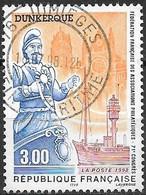 1998 Frankreich Mi. 3304 Used  Nationaler Kongress Des Verbandes Der Französischen Briefmarkensammlervereine, Dünkirchen - Gebruikt