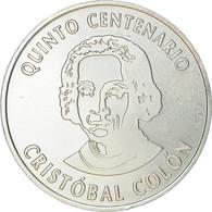 Espagne, Médaille, Christophe Colomb, History, 2006, FDC, Cuivre Plaqué Argent - Other