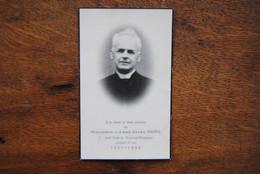 5426/L'Abbé Jules NOEL-Révérend Curé Houmart-Hermanne Pdt 31 Ans Né Grand-Leez 1883 - Décès