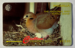 Turtle Dove (141B) - Anguilla