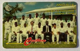 Cricket Team - Anguilla